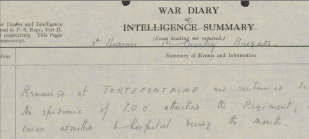 war-diary-puo