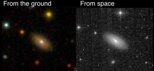 Image credit: Brooke Simmons / NASA Hubble Space Telescope