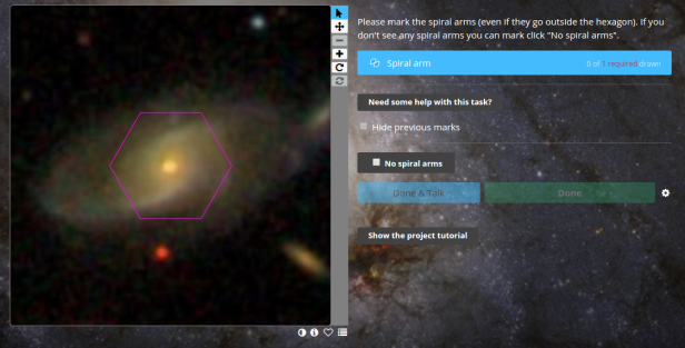 Zooniverse Advent: Day 4 – Galaxy Zoo 3D – Daily Zooniverse